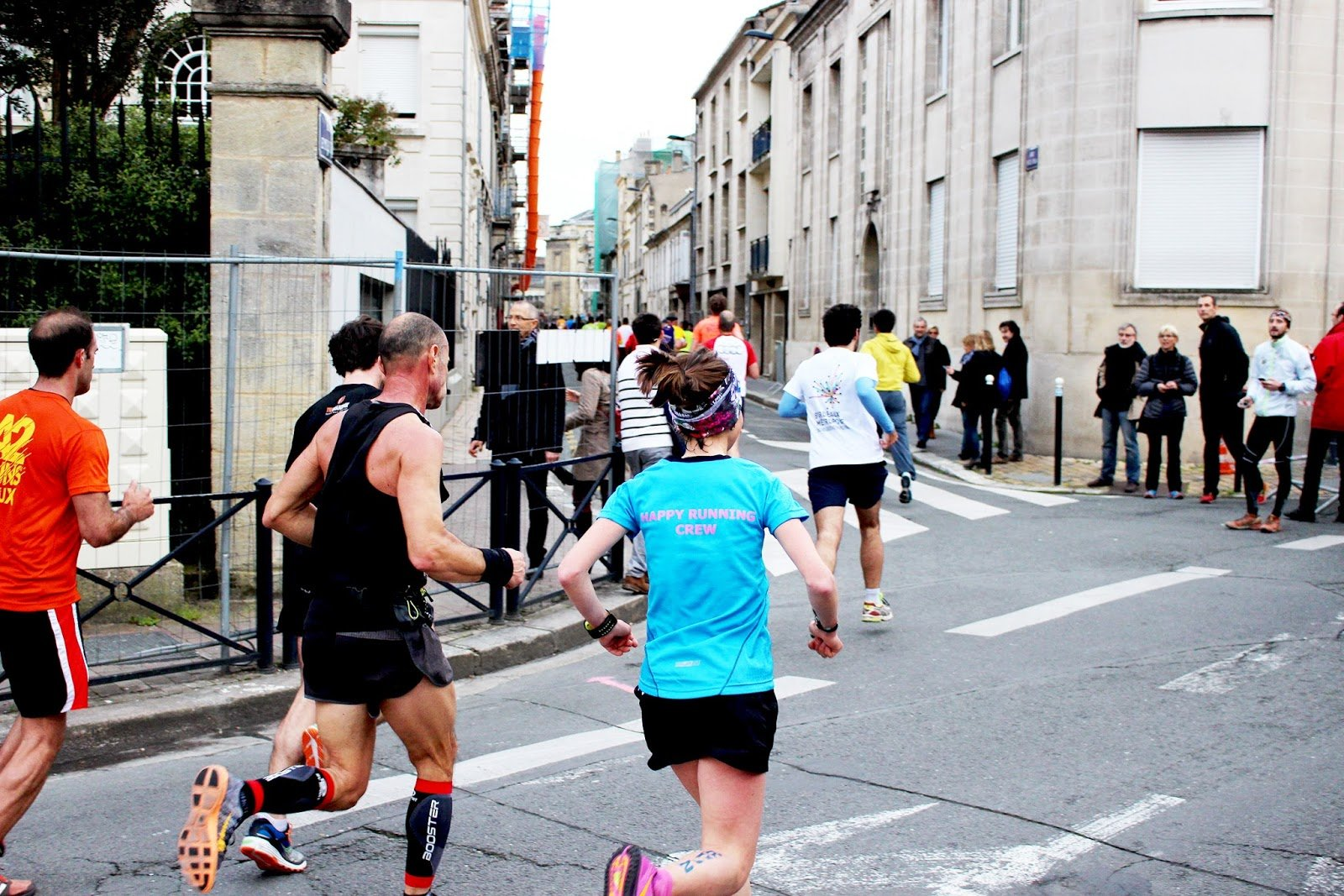 happy running crew marathon bordeaux