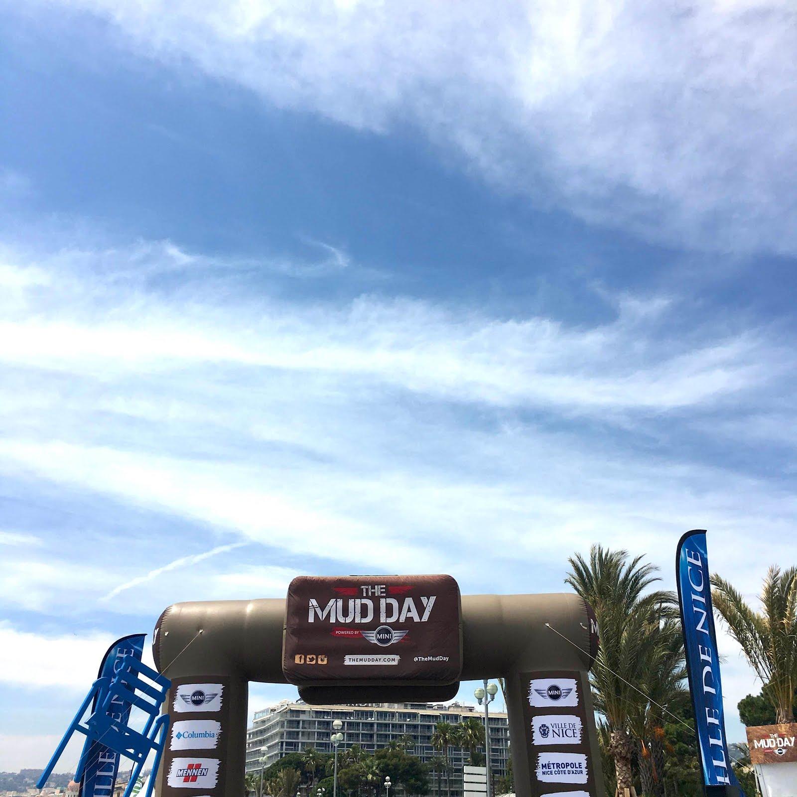 blog running The Mud Day