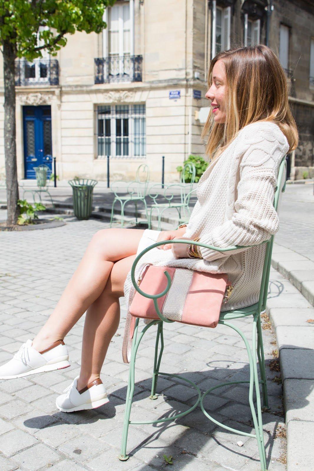 Bordeaux blog mode