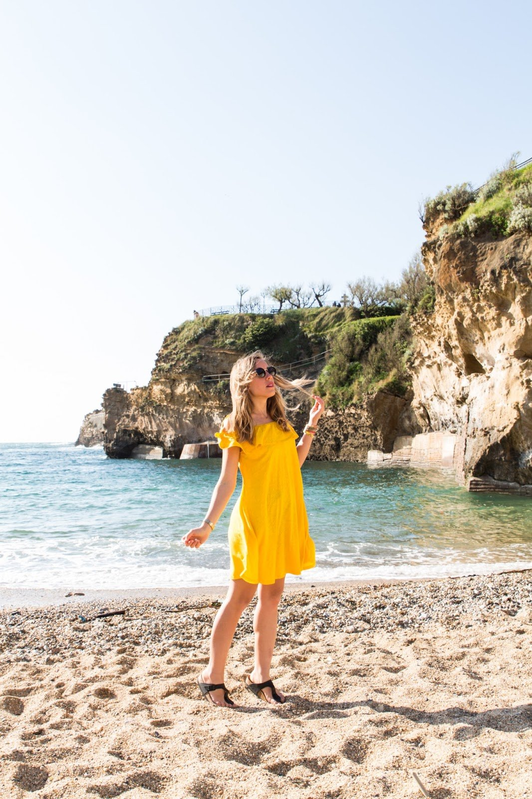 blog mode tenue plage