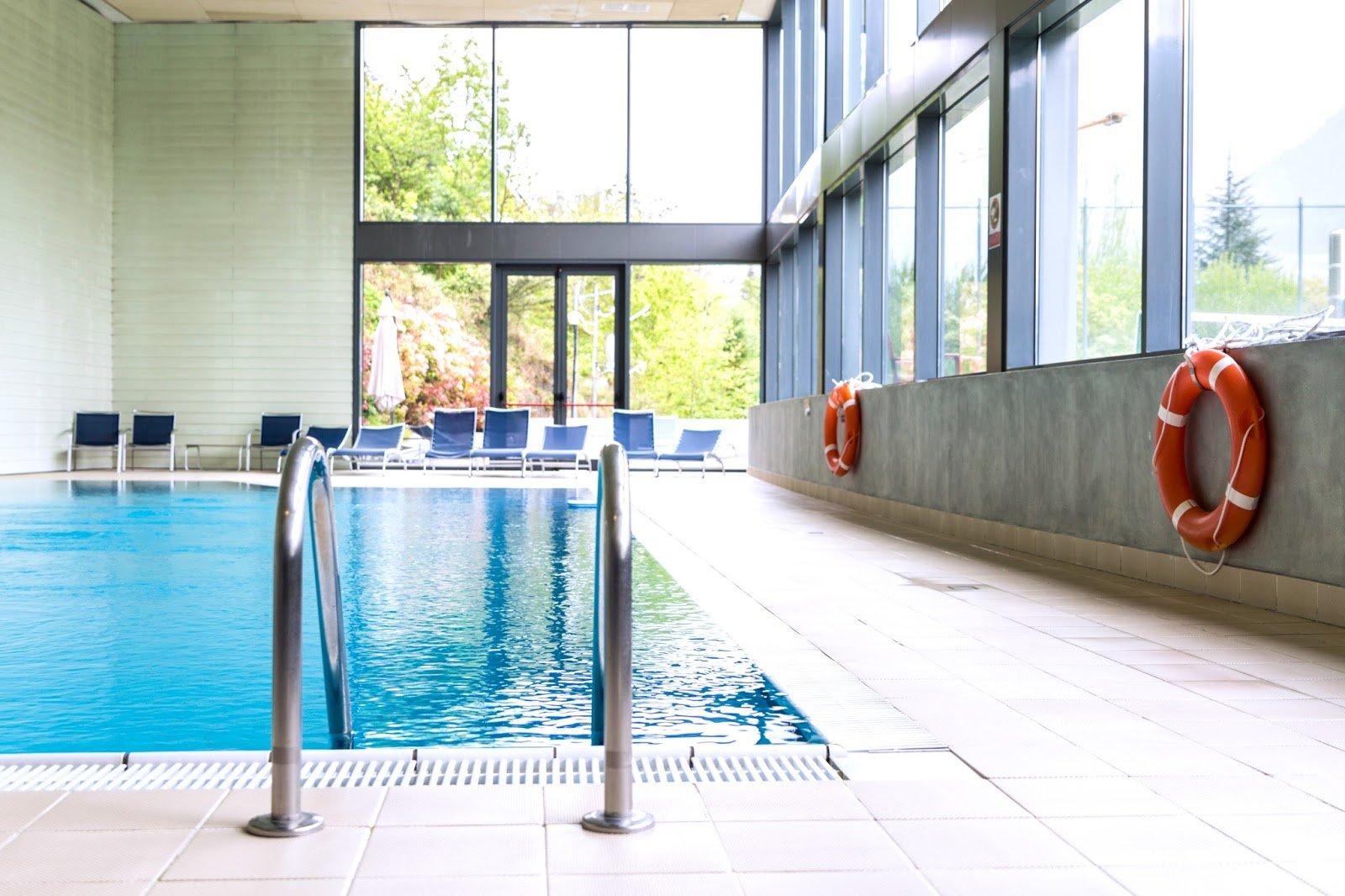 Andorra Park spa piscine