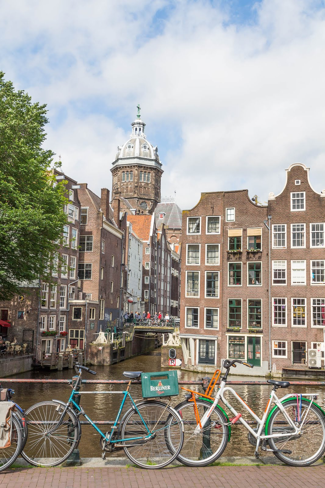 Amsterdam city guide blog voyage