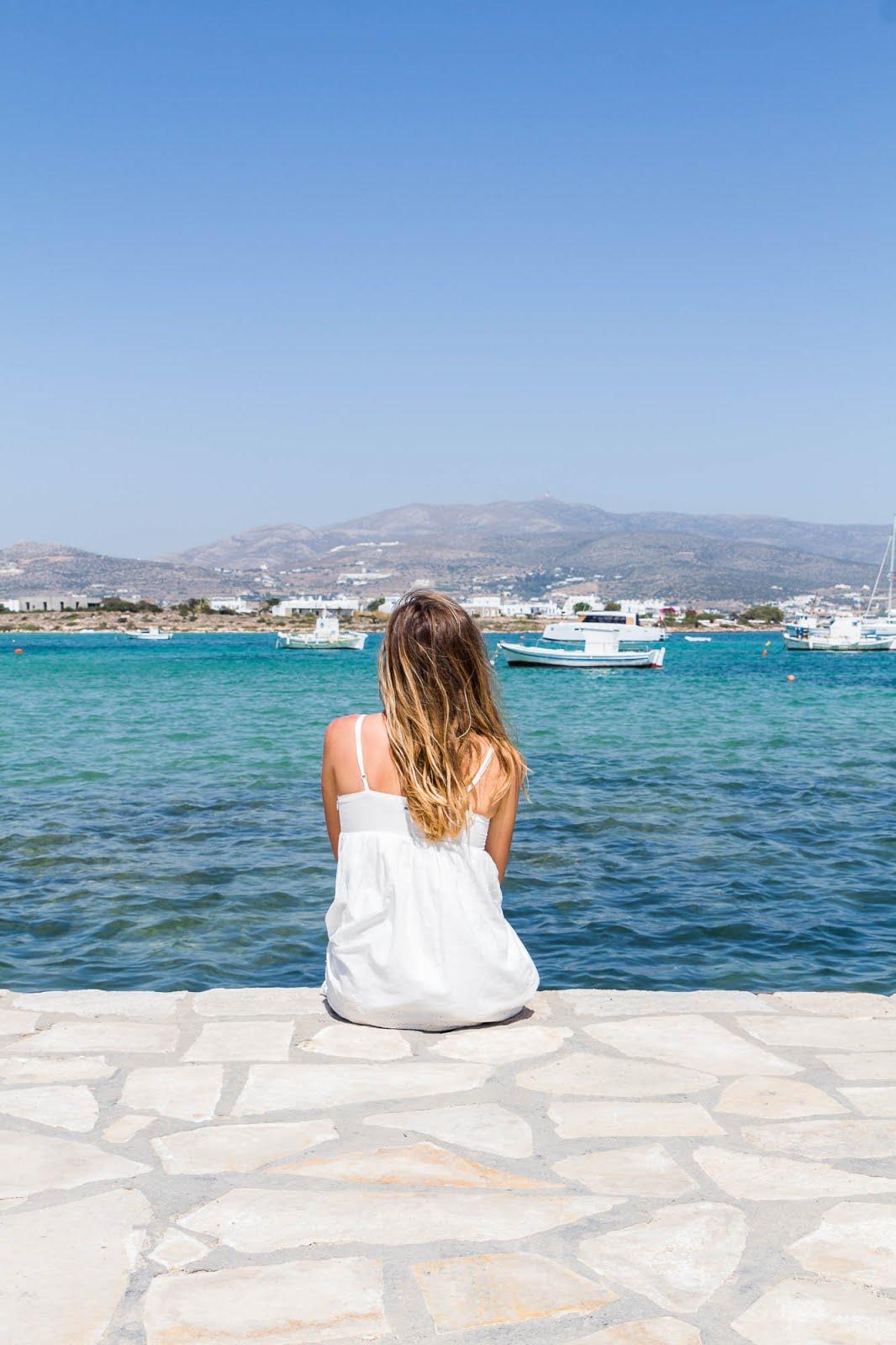 blogueuse voyage Grèce