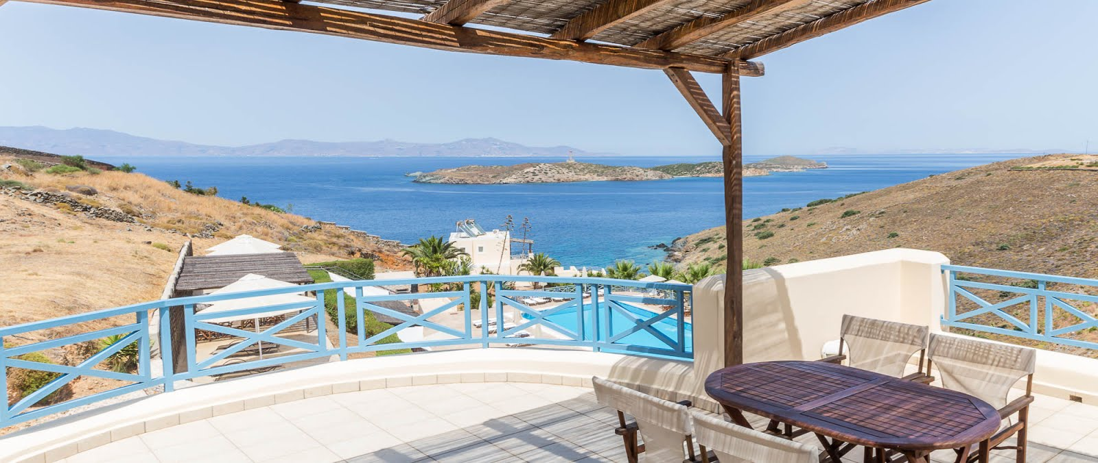 Appartement location Syros