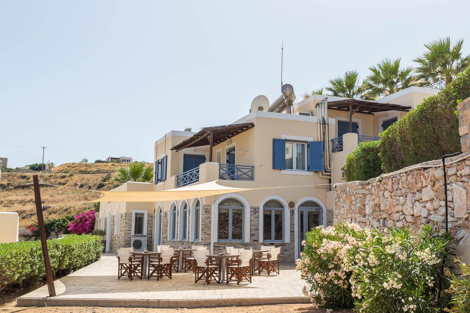 Bonne adresse hôtel Syros