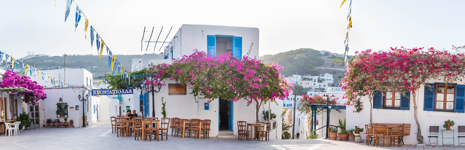village Lefkes Paros