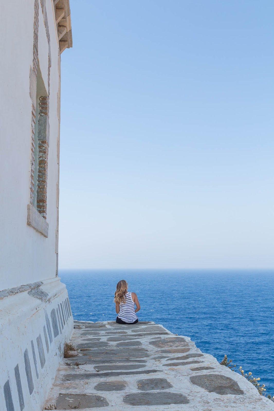 phare de Paros