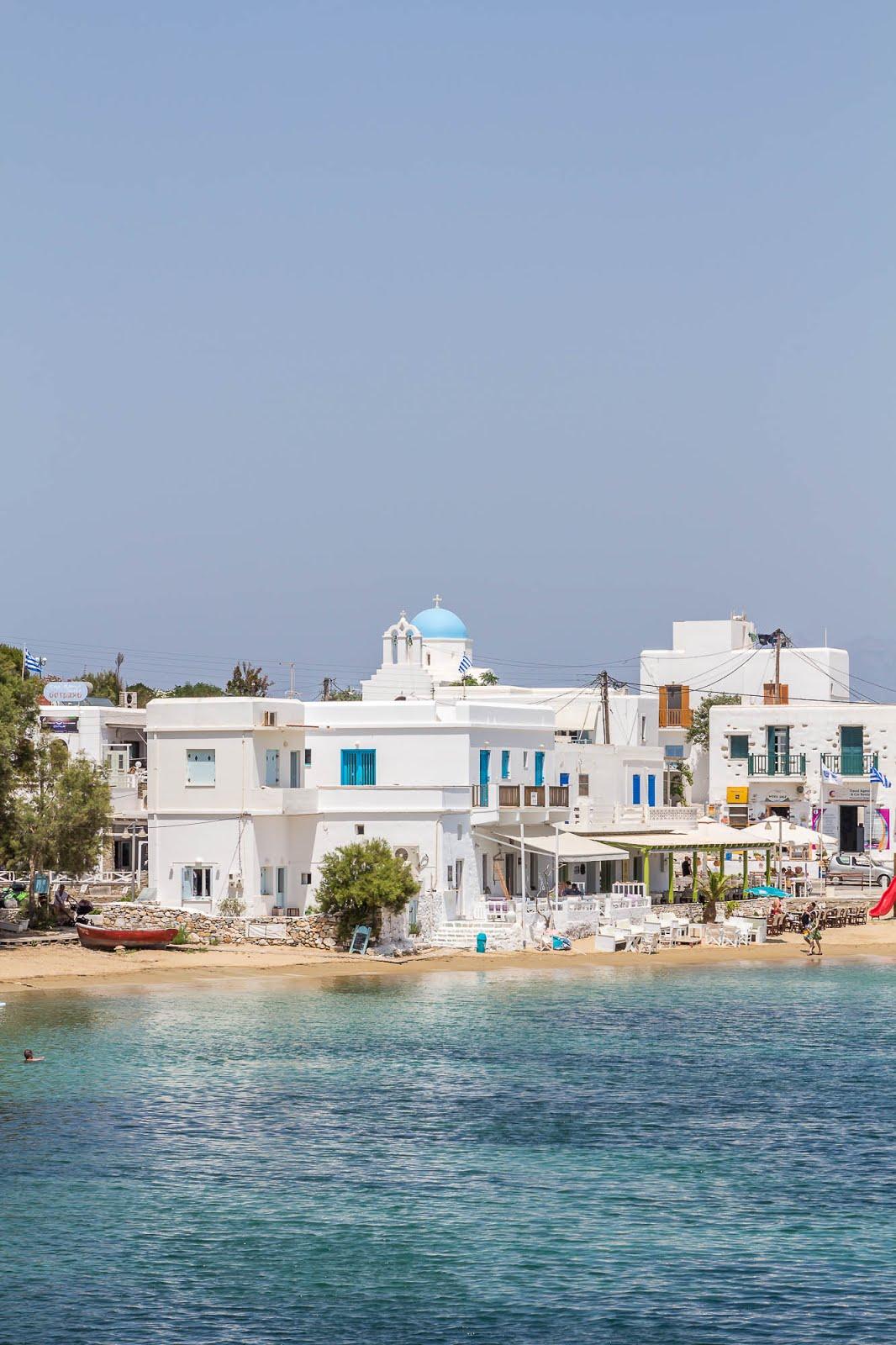 blog voyage Paros