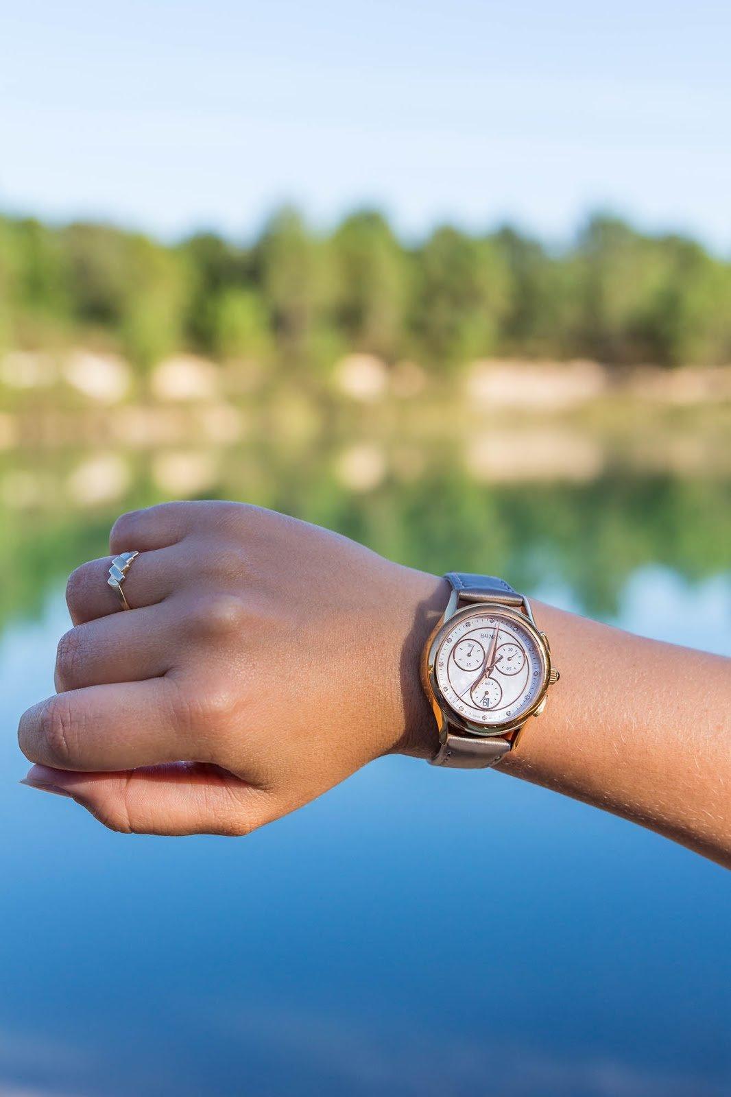 Montre Balmain chrono