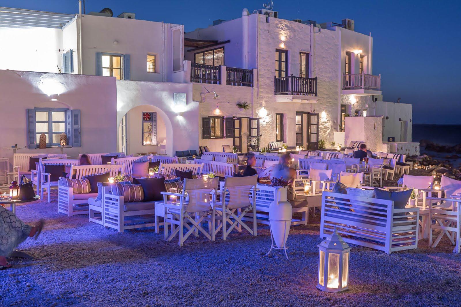 Naoussa bars restaurants