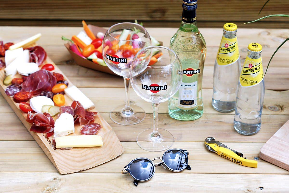 Apéritivo Martini