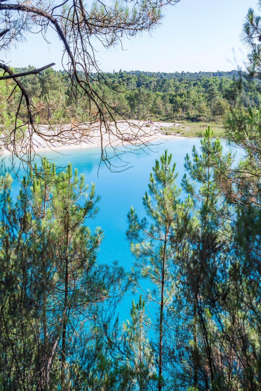 Touvérac étangs préservés