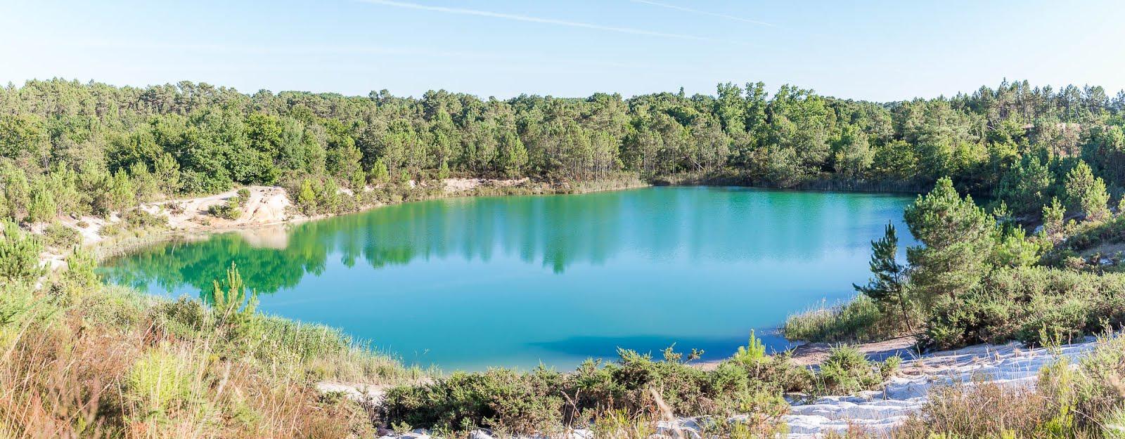 étangs Touvérac
