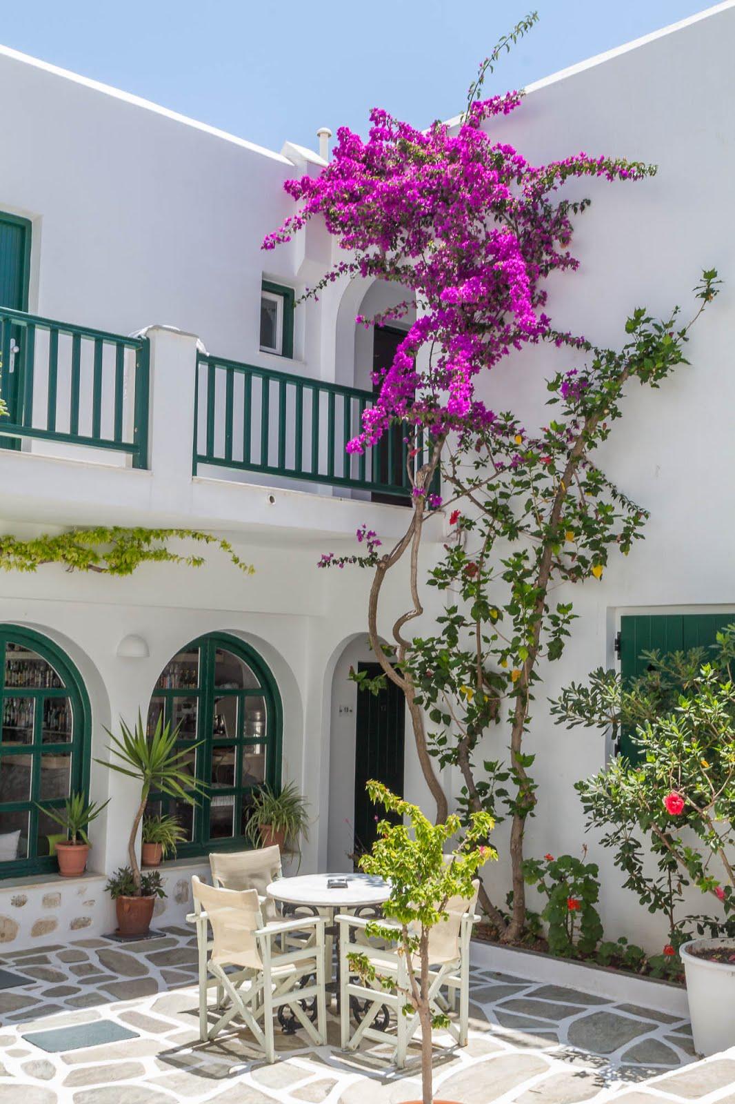 Hôtel Naoussa Paros