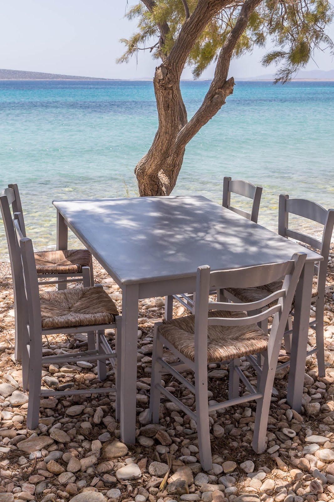Bonnes adresses restaurants Paros