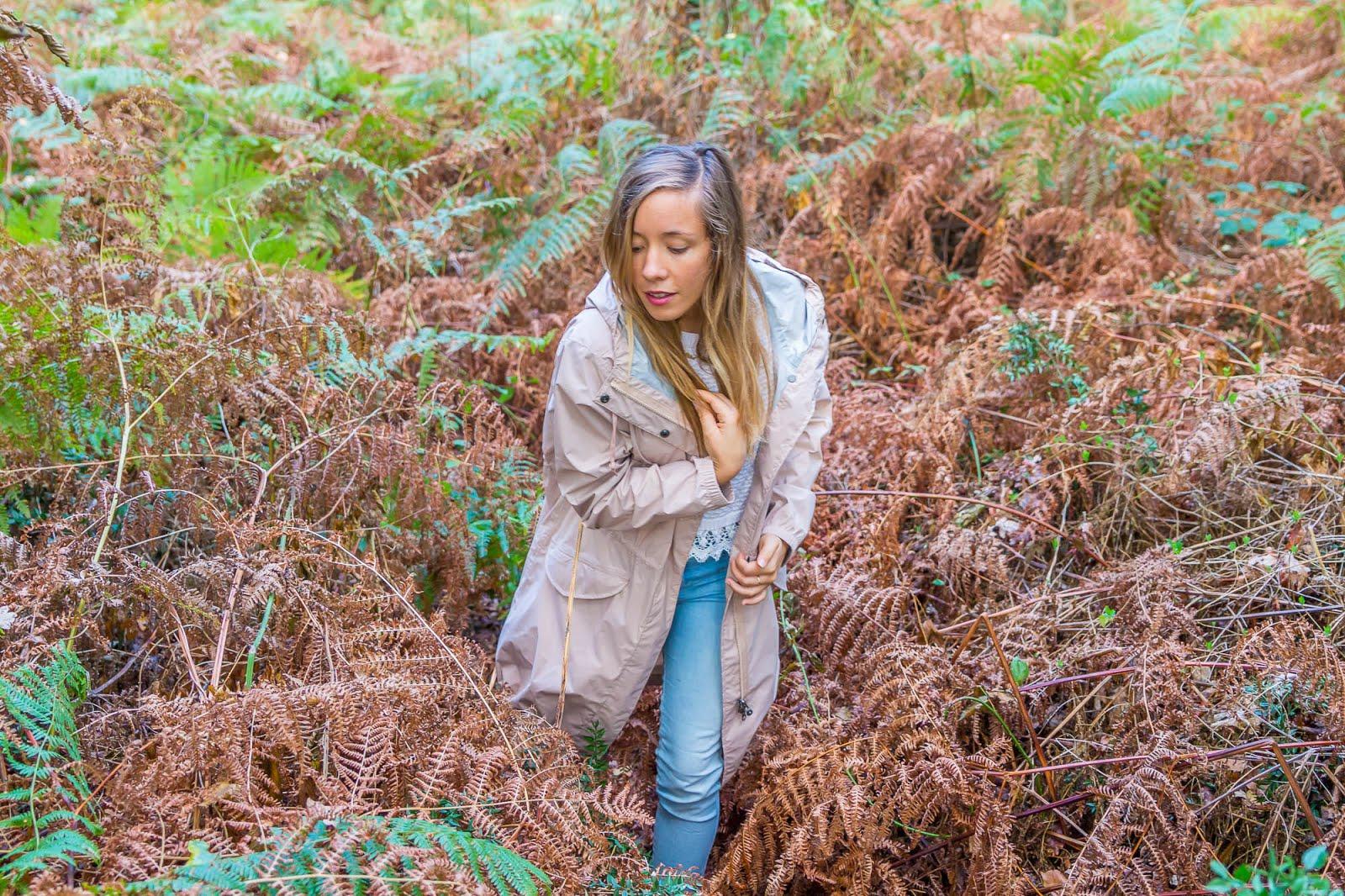 Shooting dans les bois
