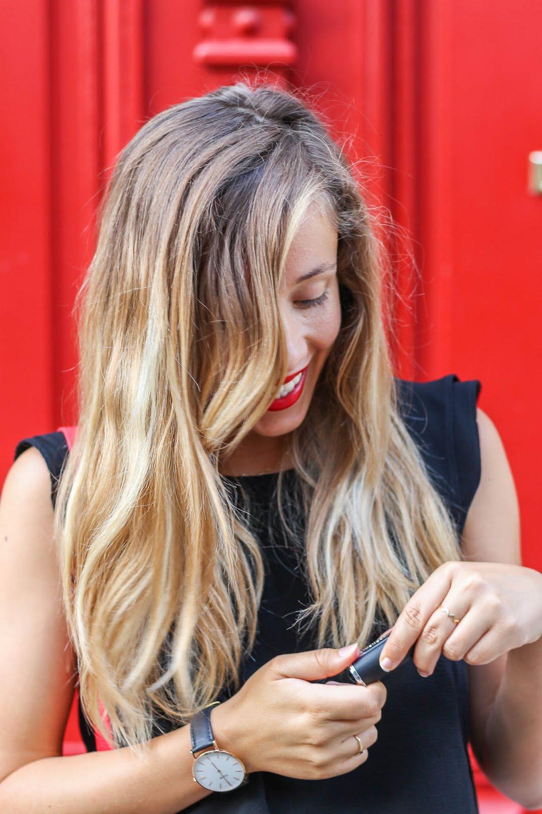 Blog mode lifestyle Le rouge Givenchy