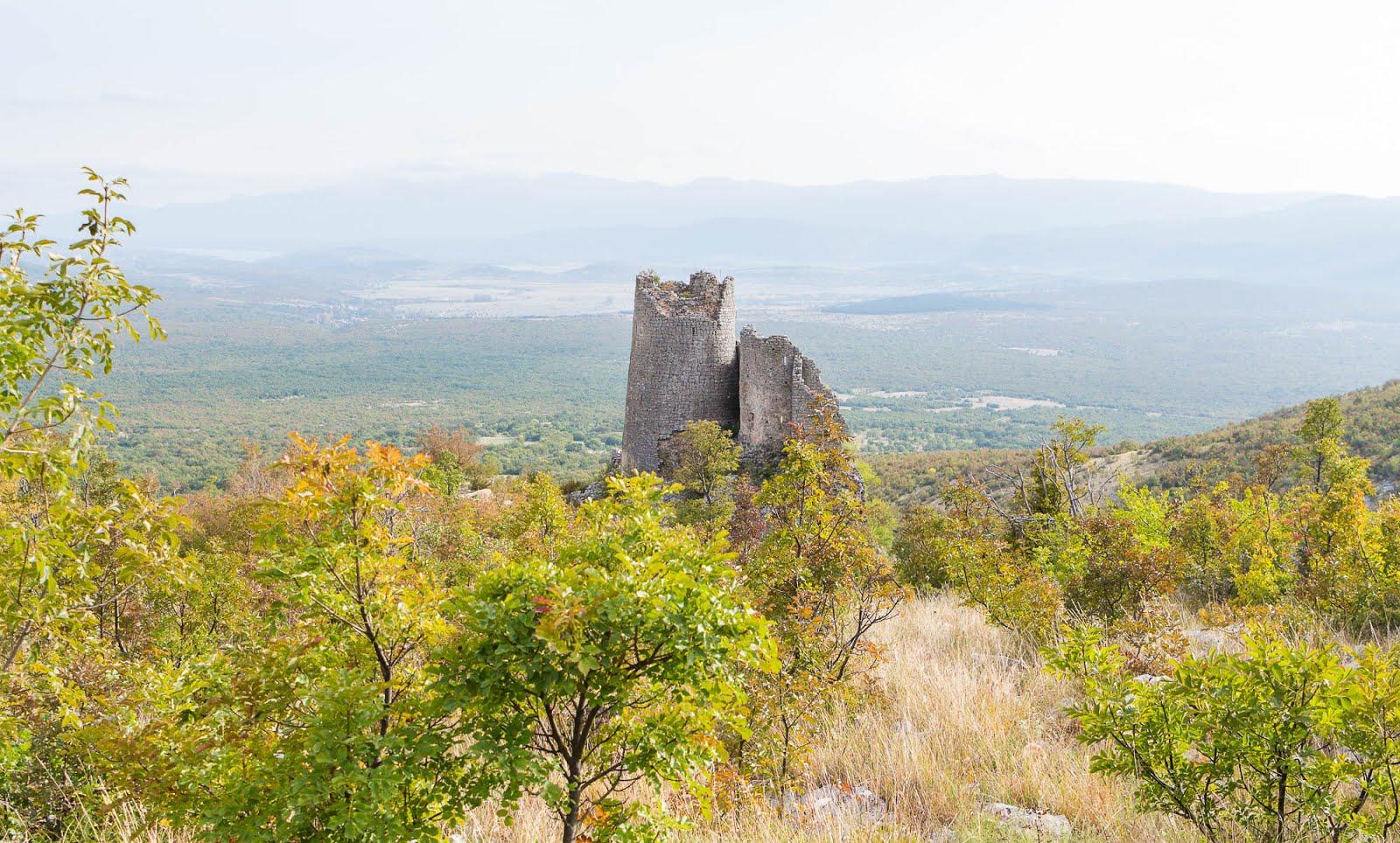 Randonnée Croatie