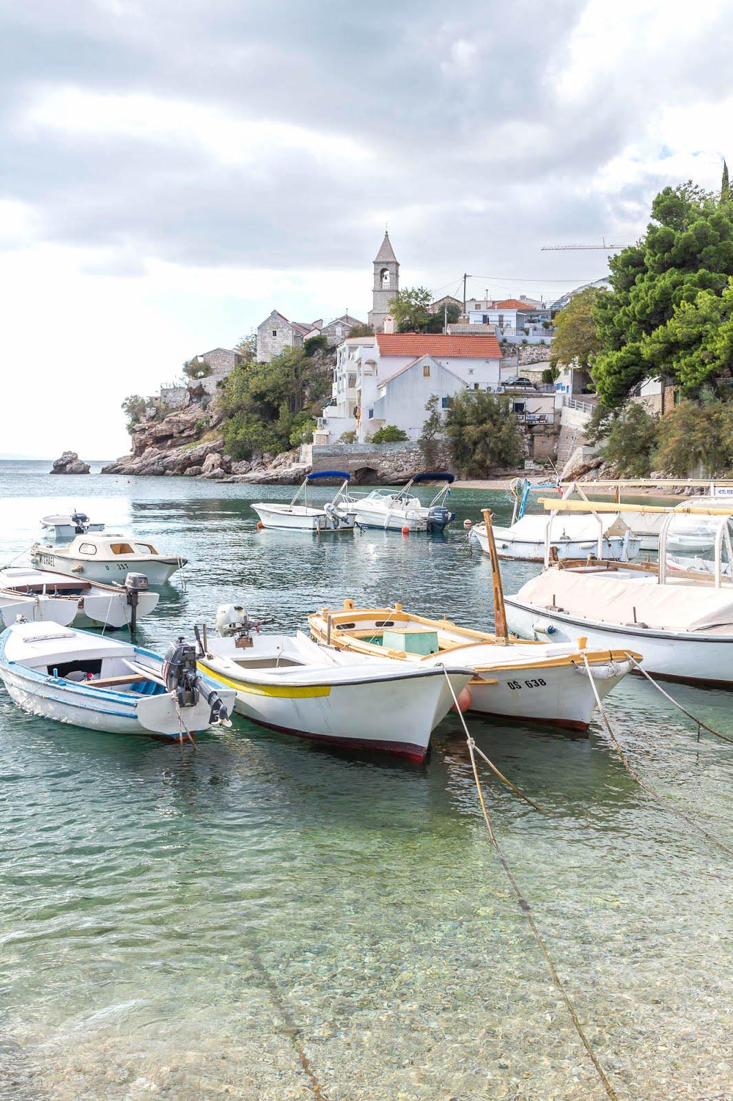 port pêche croatie