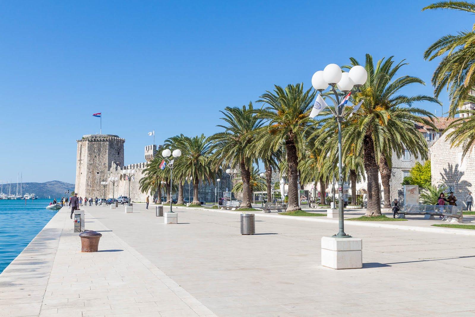 Trogir Croatie