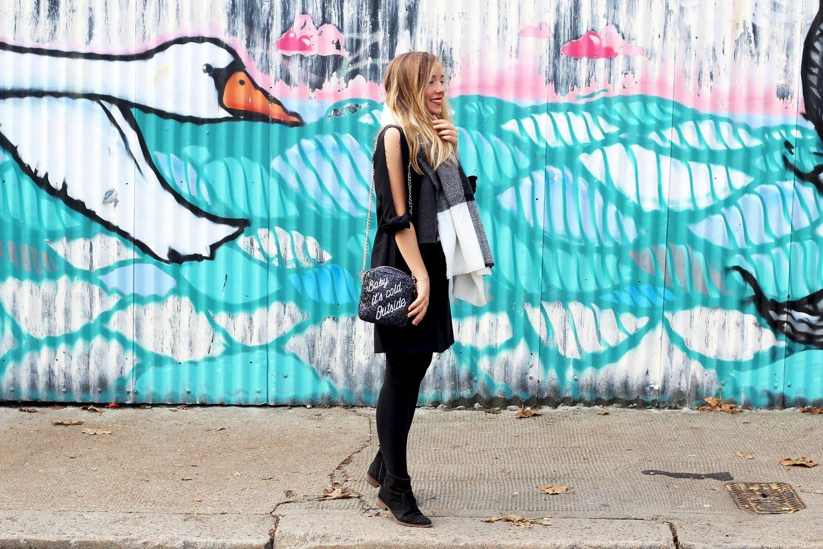 Blog mode robe noire asos