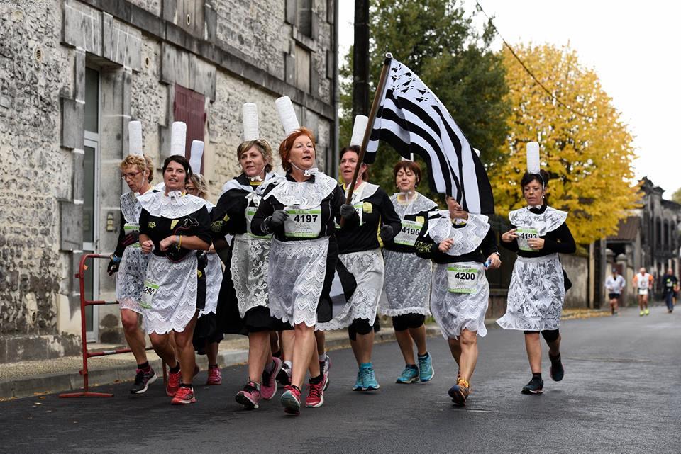 Marathon déguisé