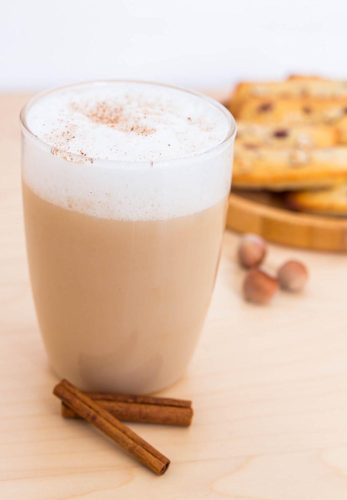 Chai Latte Cannelle Recette Brunch automnal