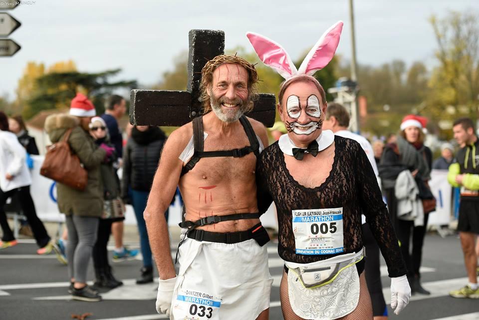 Jesus marathon