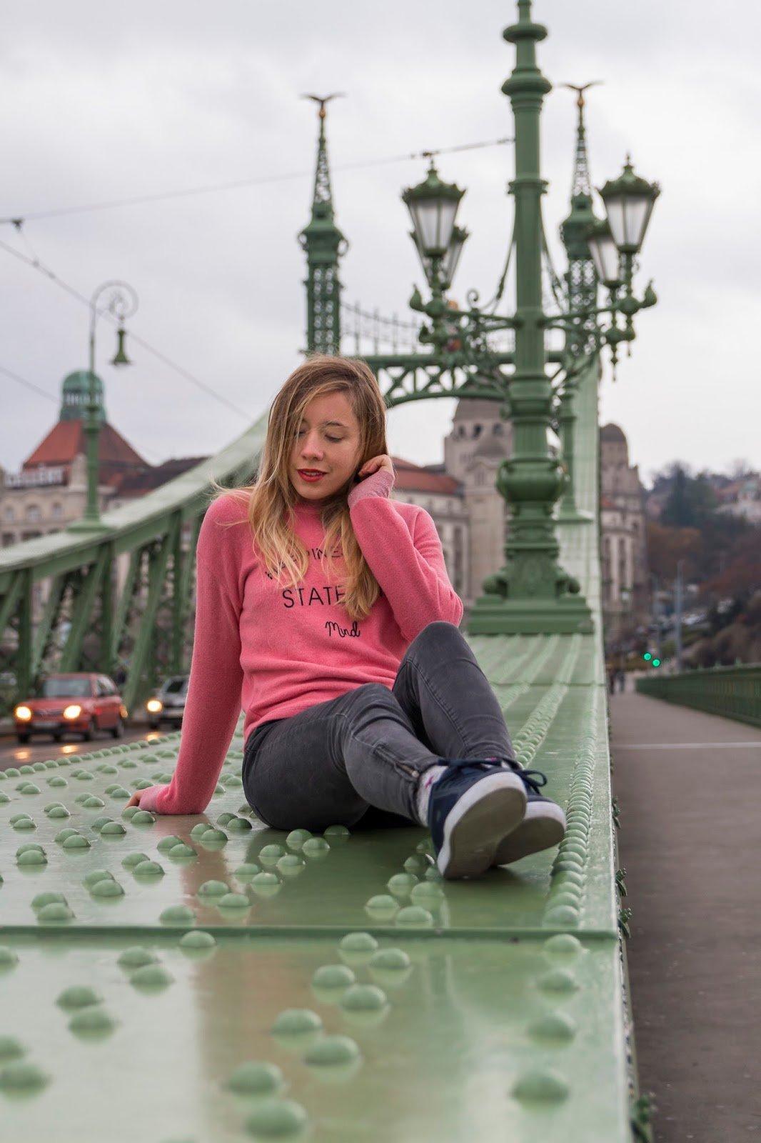 Budapest pont vert