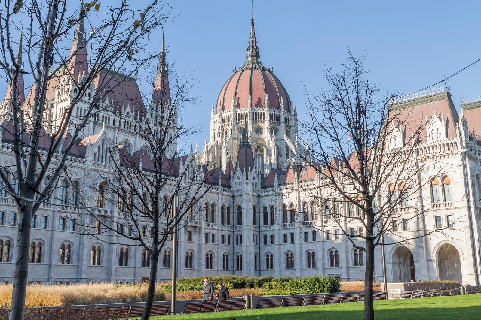Budapest parlement hongrois