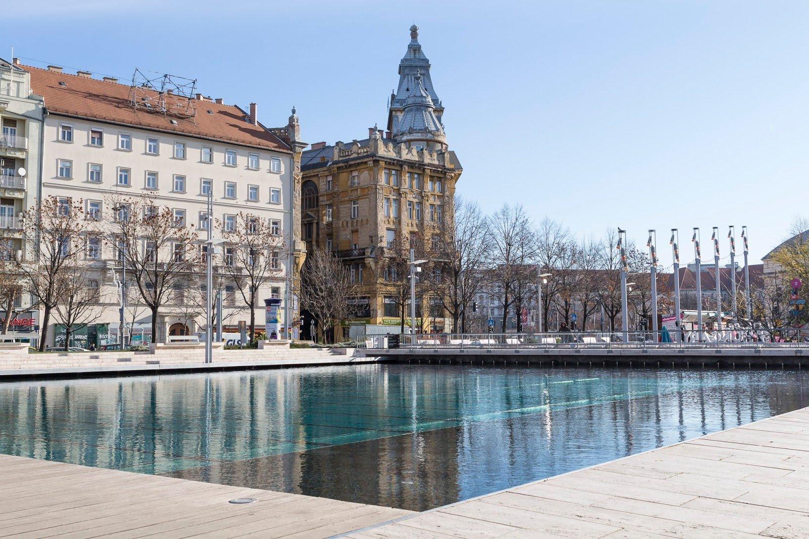 Budapest blog voyage