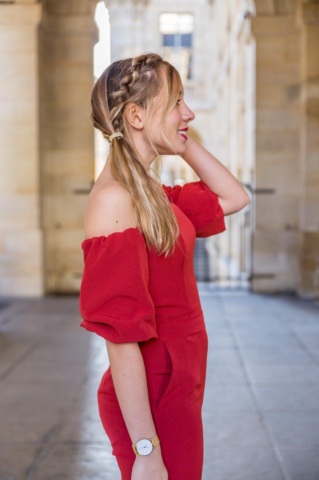 porter du rouge pour les fêtes