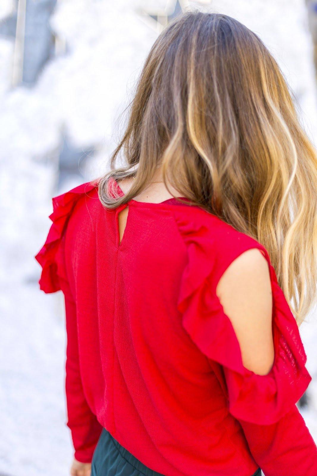 top rouge original