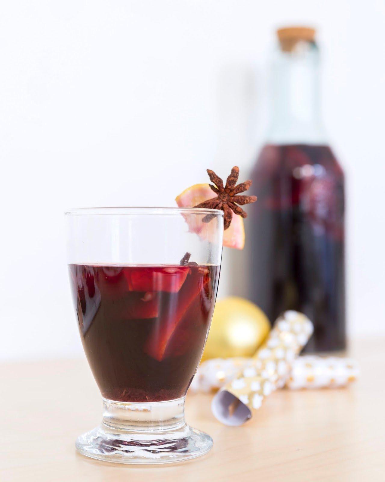 Recette facile vin chaud