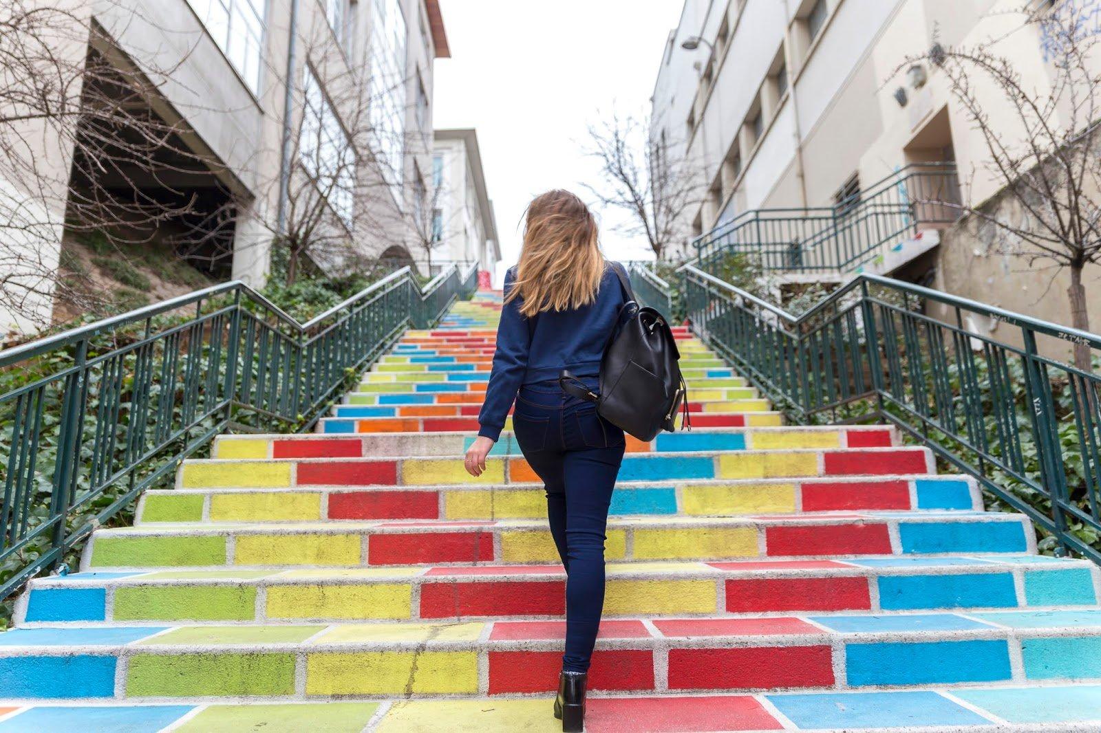 Escalier Prunelle Lyon