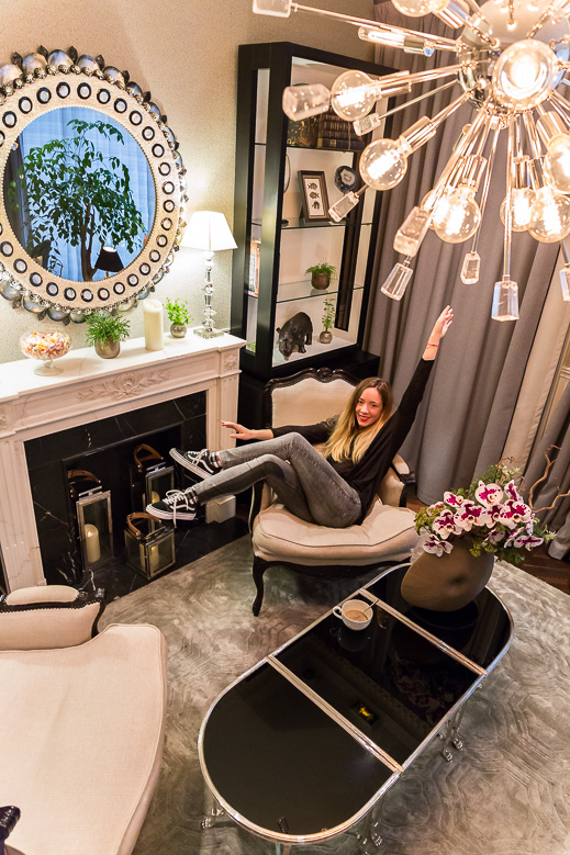 2 hotel monge paris 1 la penderie de chloe. Black Bedroom Furniture Sets. Home Design Ideas