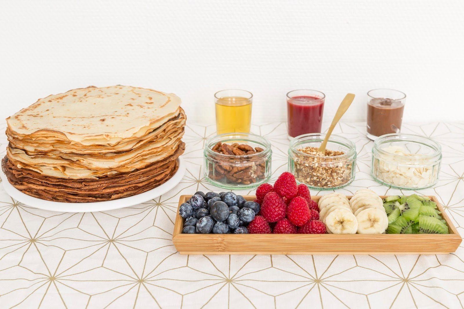 blog lifestyle brunch crepes party