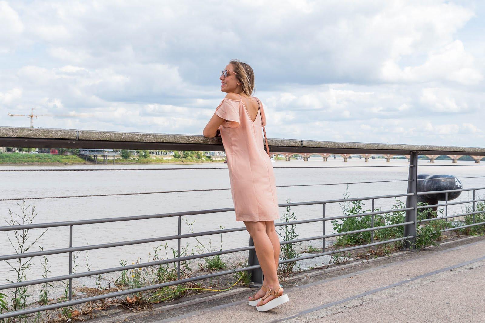 visiter les quais de Bordeaux