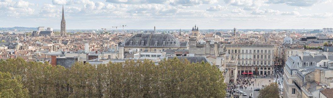 visiter les toits de bordeaux