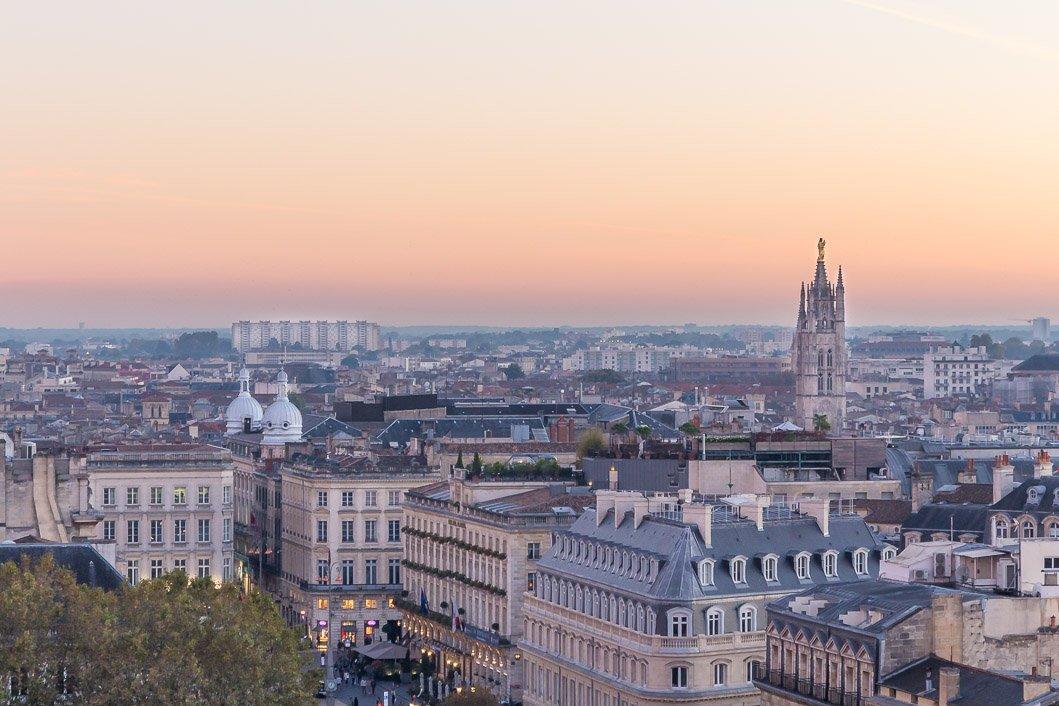 Parcours pour découvrir Bordeaux en une journée