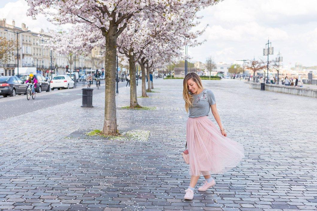 blog mode tenue du jour printemps