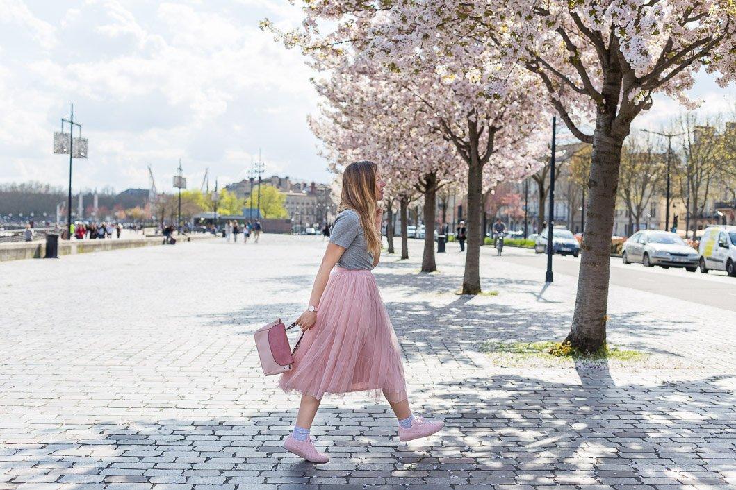 Blog mode printemps arbres fleurs