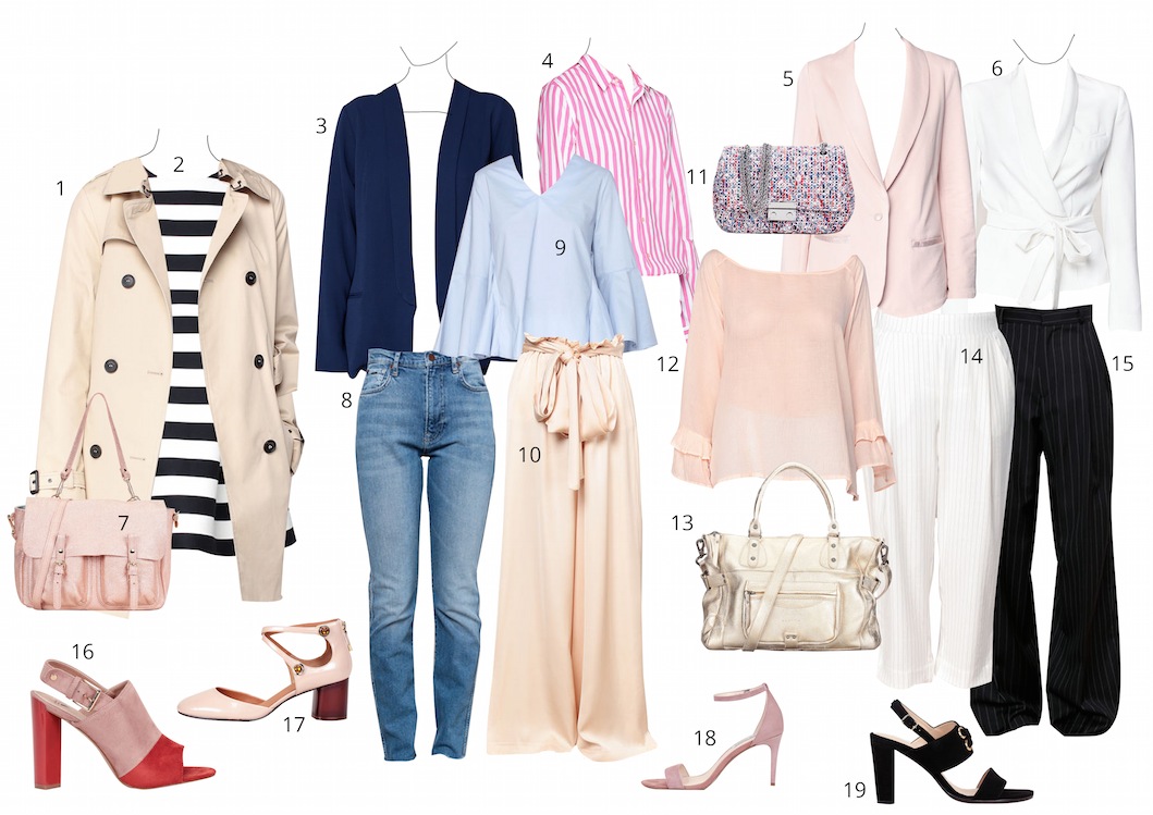 Style working girl chic