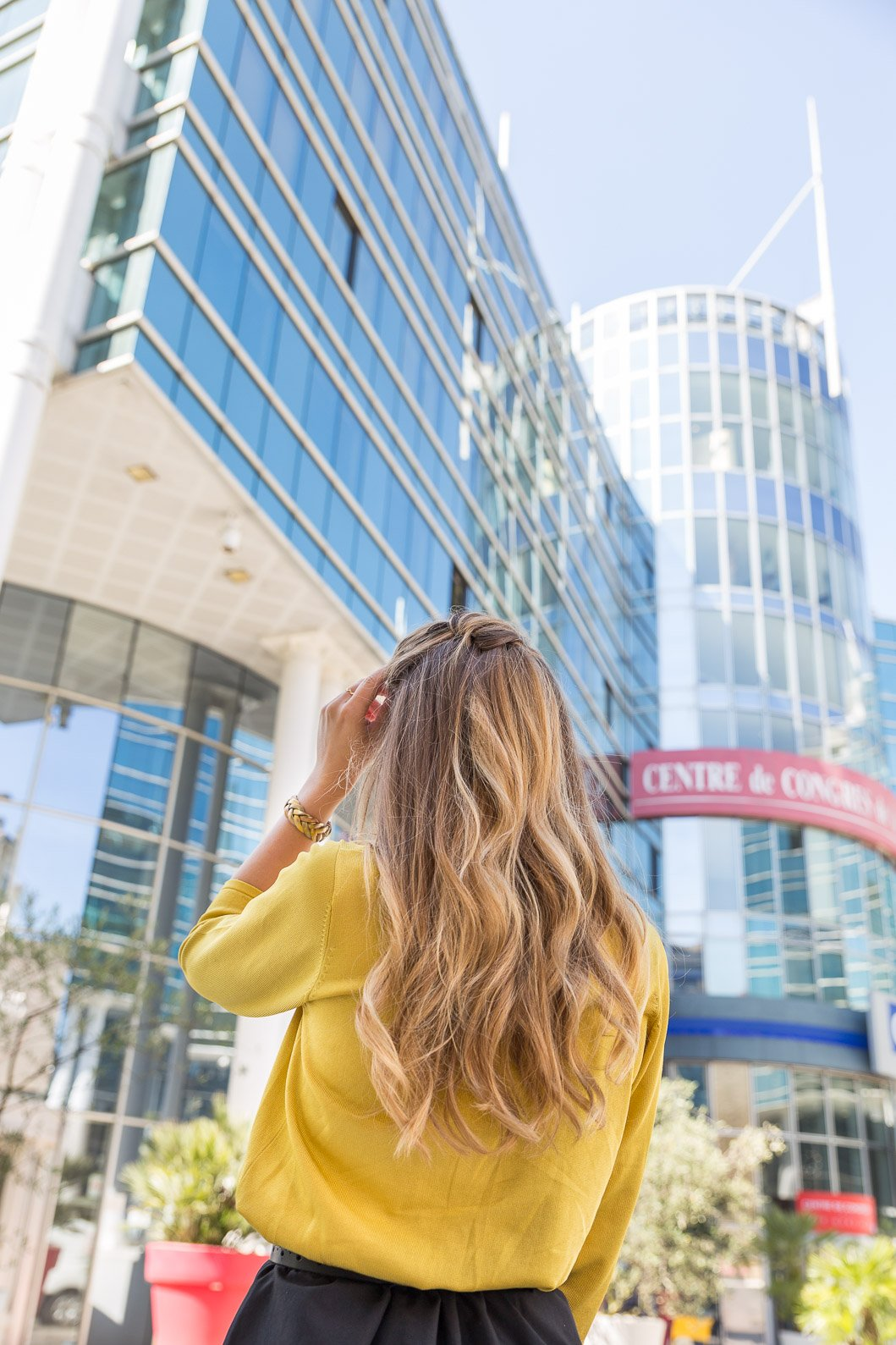 blog mode lifestyle cheveux longs blonds Zeste de citron