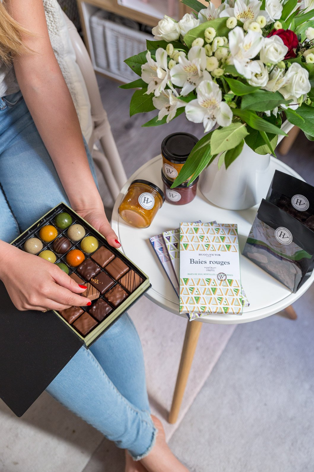 Blog lifestyle chocolat victor & hugo