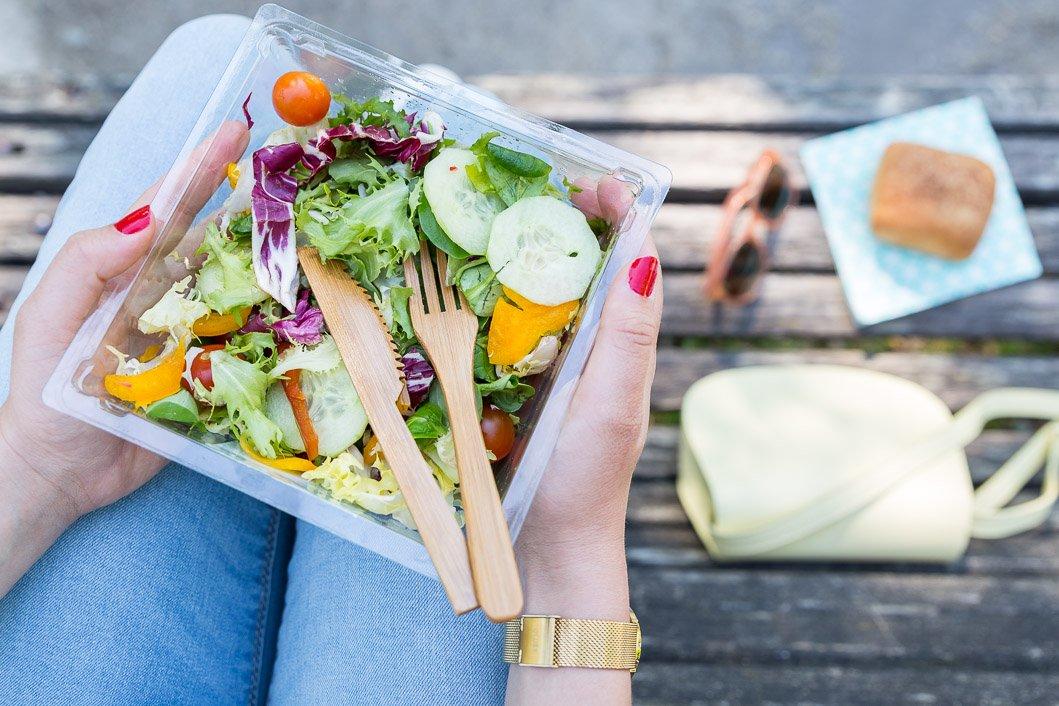 Salade mélange de crudités carrefour