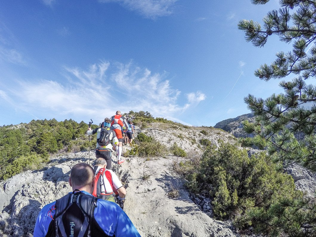 Trail du Mont Ventoux