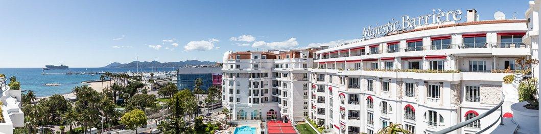 Hôtel Barrière Majestic Cannes