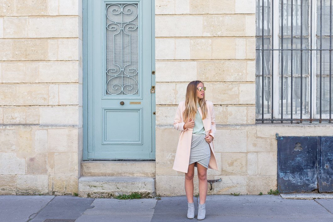 Blog mode total look pastel printemps