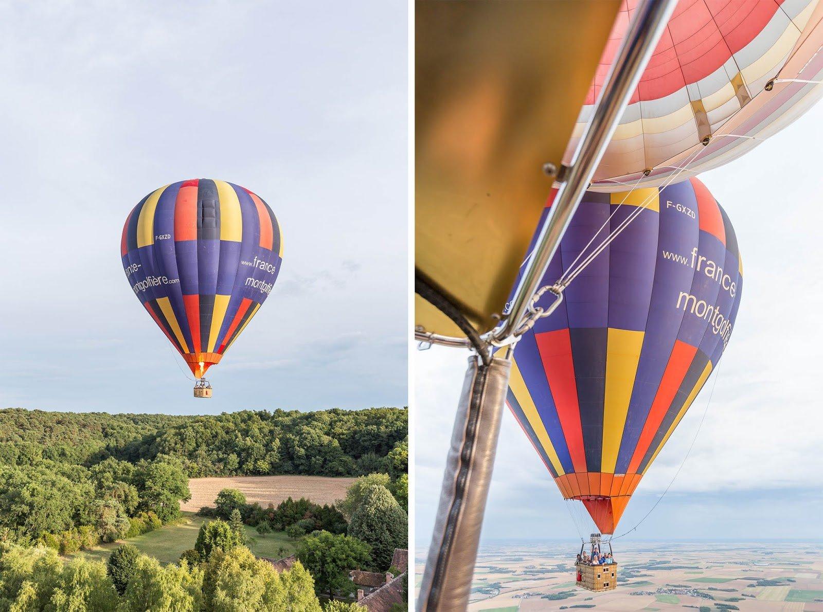 Montgolfières France Balloons
